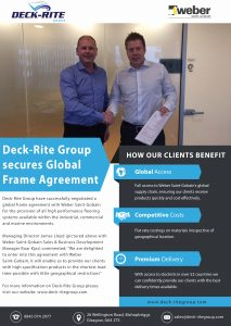 Deck-Rite Global Frame Agreement copy
