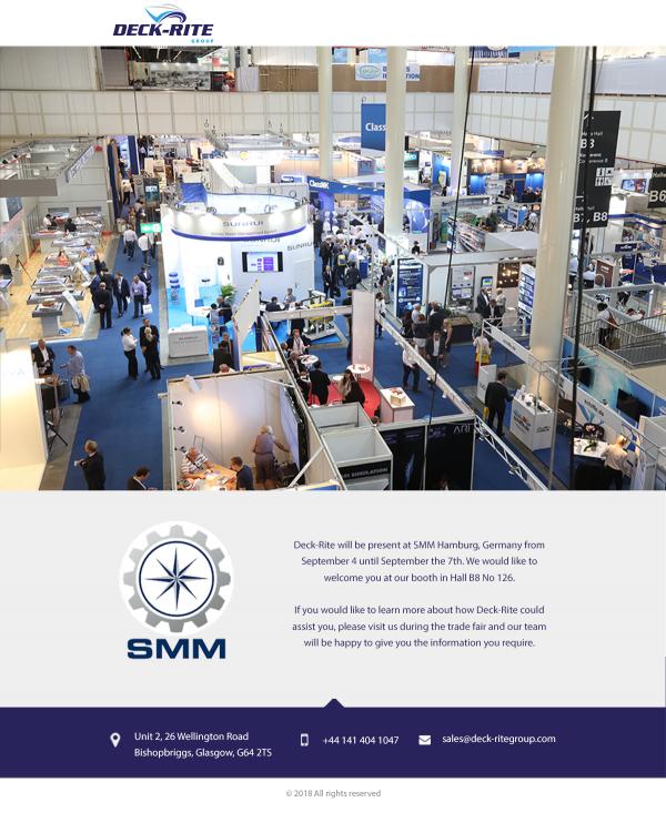 SMM, Hamburg, Trade Show