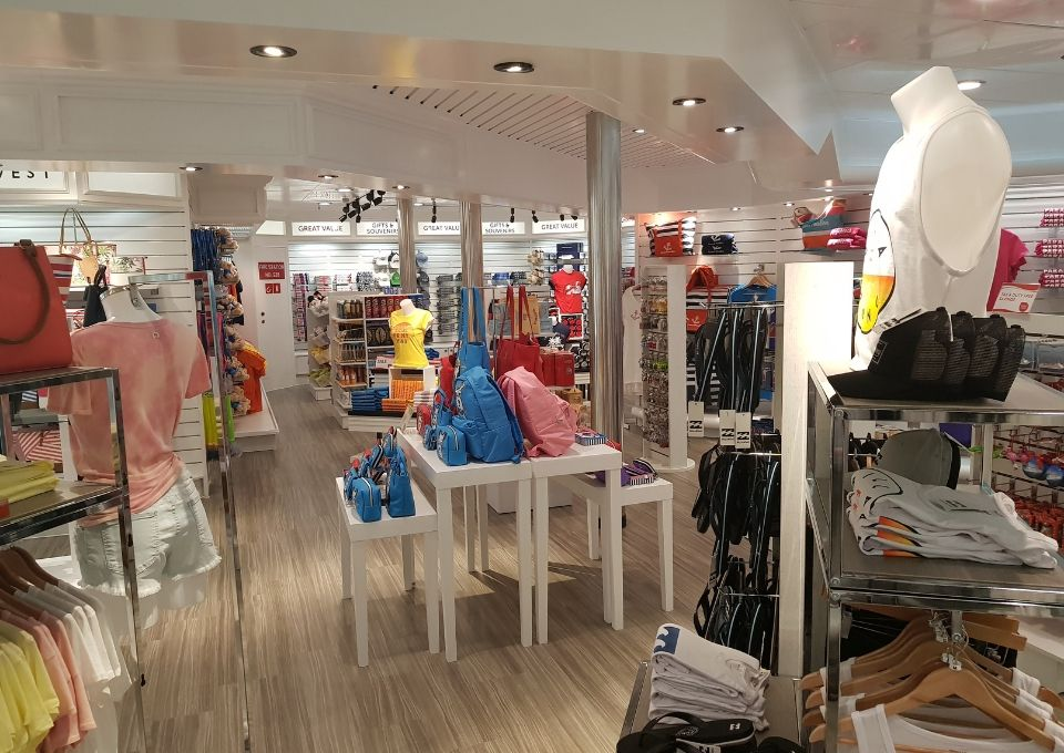 Deck-Rite Group Completes Major Retail Outfit Project On Carnival Cruise Line Ships